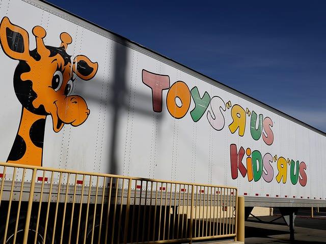 Toys R Us планує закрити 180 магазинів по всій країні