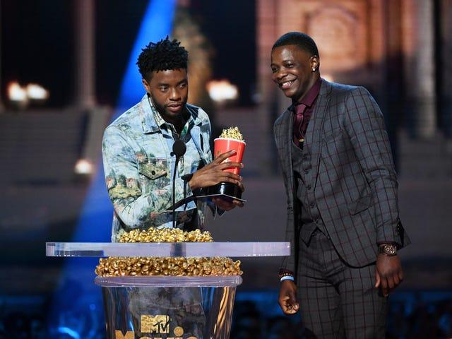 Wakanda Stole the Show at This Year's MTV Movie Awards