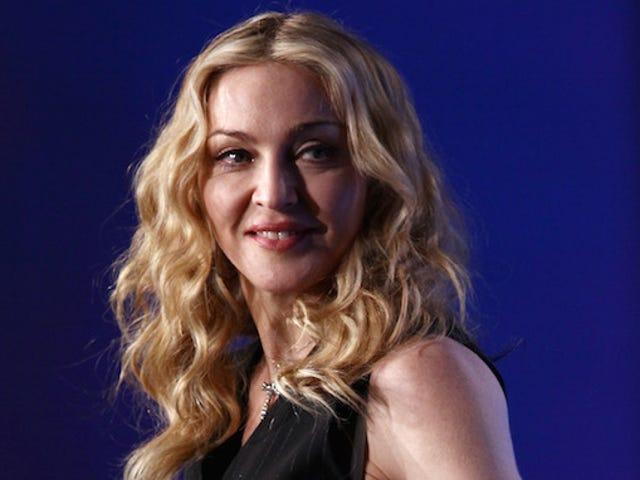 Madonna estrenará el primer vídeo de su nuevo disco en Snapchat