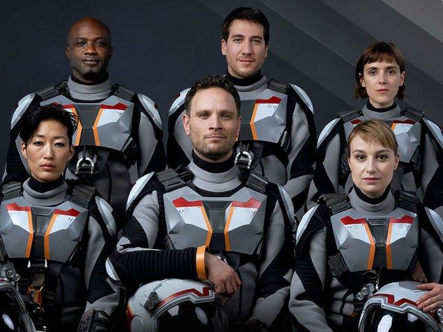 Η ανθρωπότητα ταξιδεύει τελικά στον Mars στη νέα ημι-Scifi, Half-Documentary TV Series του Ron Howard