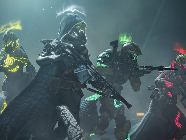 Destiny Players Are Getting Fed Up With A Ridiculous Grenade Launcher Quest