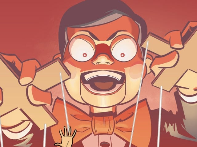 New Goosebumps Comic Book Series Will Pay a Scary Visit to Horrorland