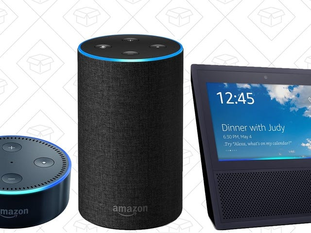 There's Still Time to Save on a Variety of Echo Devices