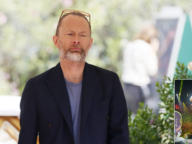 Thom Yorke Admits Vast Majority Of Musical Output Fueled By Constant Fear Of Being One-Upped By Coldplay<em></em>