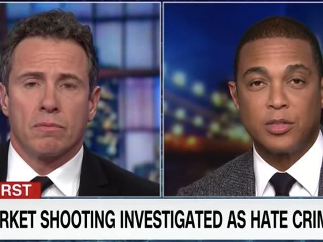Don Lemon: White Men Are the Biggest Terror Threat in This Country