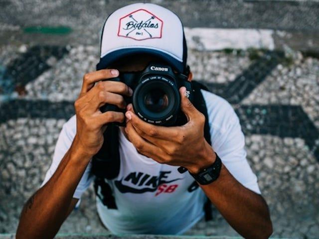 Parantaa valokuvasi taitoja tällä 52 viikon valokuvakilpailulla