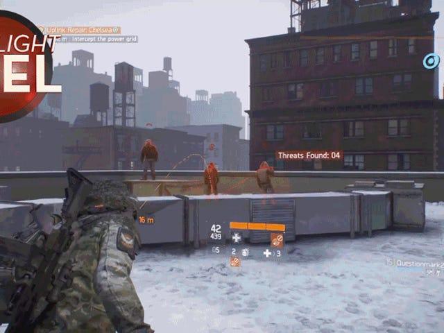 <i>Division</i> NPC'leri Kötü Zamanlamaya Sahiptir