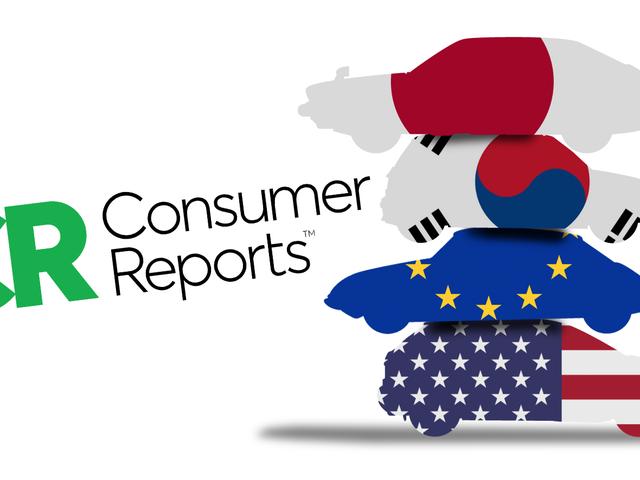 每一个美国汽车品牌都在消费者报告2018年可靠性排名的下半部分