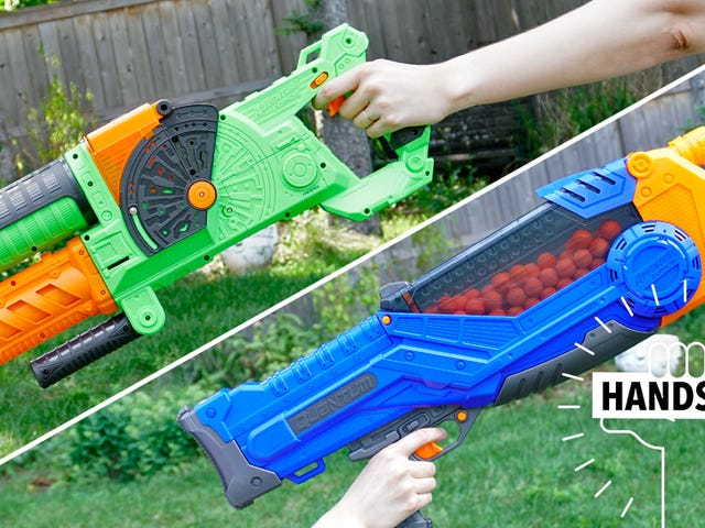 The Perfect Nerf Knock-Offs