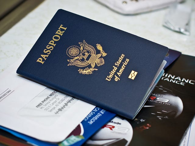 Why Your Passport Is One of Four Colors