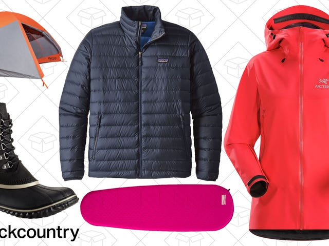 Backcountry Has A Ton of Black Friday Deals, Including 30% Off Arc'teryx