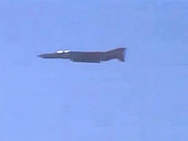 ค้นหาและติดตามระบบอินฟราเรดและอนาคตของกองทัพสหรัฐฯ Fighter Force