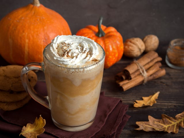 I Tried a Pumpkin Spiced Latte for the Culture So You Won't Have to