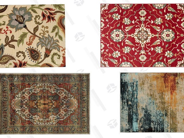 Find Yourself A New Rug From Woot's One Day Sale