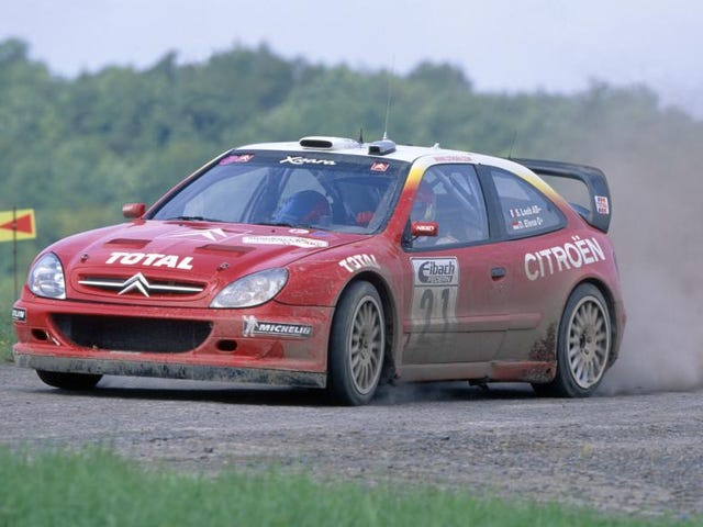 Rally Flashback: Rallye Deutschland 2002
