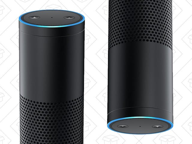 Get Your Holiday Shopping Done Early - Amazon Echoes Are Just $80 Today When You Buy Two