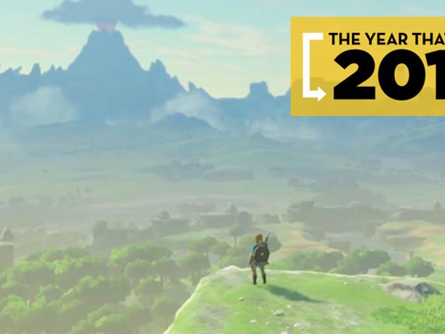 Jason Schreier's Top 10 Games Of 2017