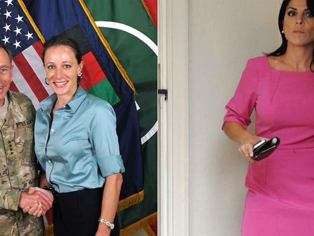 Jill Kelley frigiver en bog for at rydde hendes navn fra David Petraeus Handjob Accusations