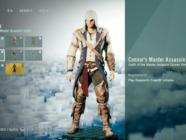 <i>Assassin's Creed Unity</i> endlich App fallen, Webanforderungen für Freischaltungen [UPDATE]