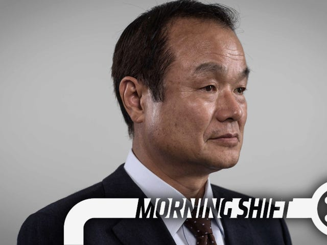Airbag Crisis Forces Honda's CEO To Step Down