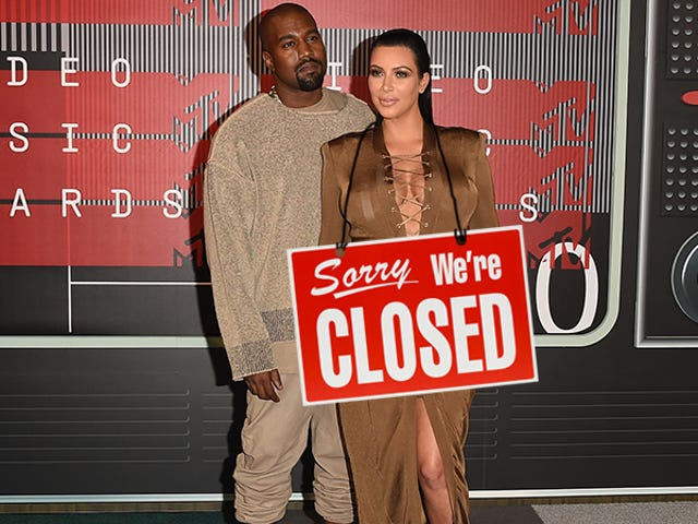 Because Pregnancy Is 'Too Dangerous,' Saint Will Be Kim and Kanye's Last Baby