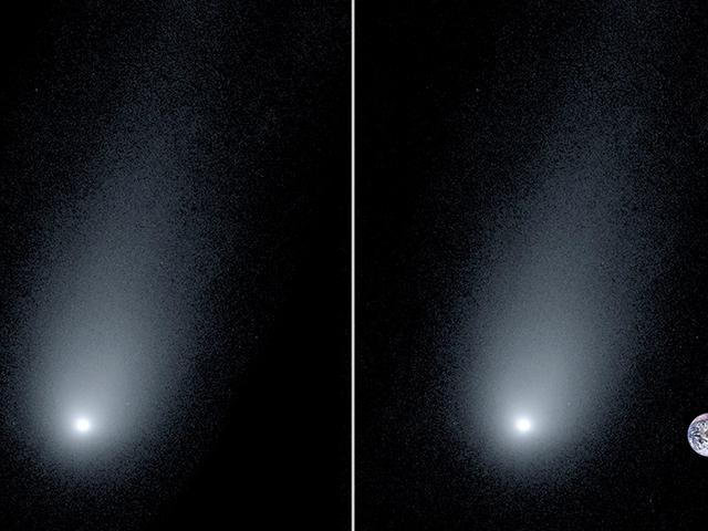 Đây là cái nhìn tốt nhất của chúng tôi về một sao chổi giữa các vì sao
