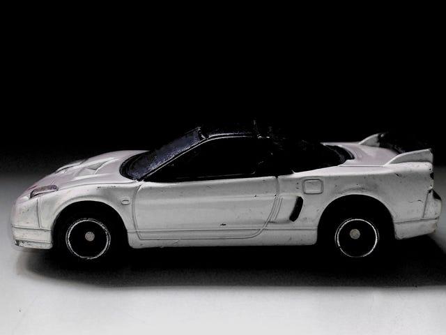 Once Upon a Time i Kagoshima |  Tomica 2002 Honda NSX-R |  Studio Diecast