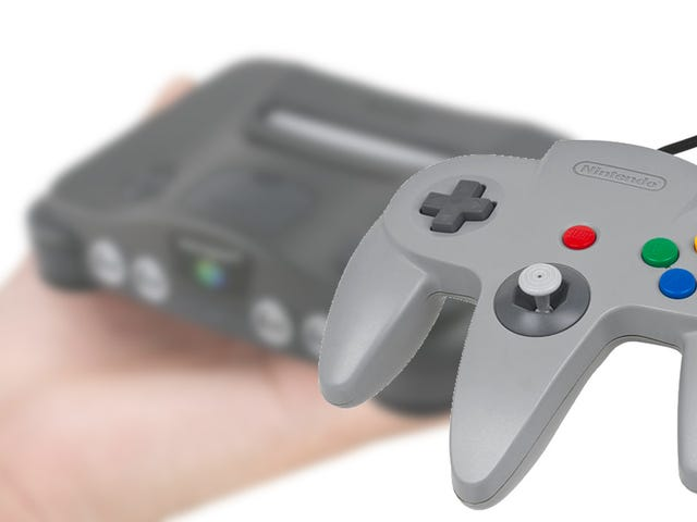 The Problems of a Nintendo 64 Mini - Part I - Controllers