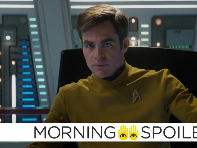 Chris Pine har stadig håbet på sin <i>Star Trek</i> Future