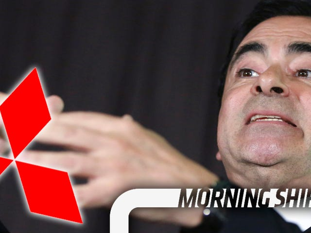 Nissan Mengambil Kawalan Mitsubishi Adakah Stroke Master