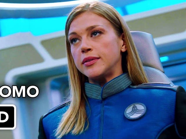 "The Orville (S2 Ep7) ""Deflectors"" Spoilerific Reaction Thread"