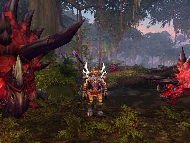Battle For Azeroth Is More Exciting When You're Horde
