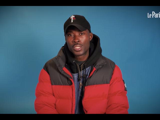 """""""Häng de vita"""": Rappers hattspecialitetsprov visar exponeringshypocrisen i Frankrike"""