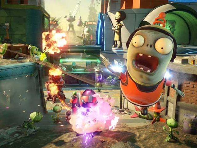 Plants vs. Zombies Garden Warfare 2Headlines March's Xbox Live Games With Gold