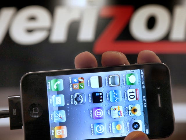 Trade Group Asks FCC to Investigate Whether Verizon Is Lying About Its 4G Coverage Area