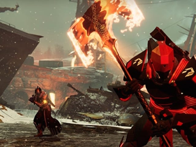 Bungie Answers (And Dodges) Our Destiny: Rise of Iron Questions