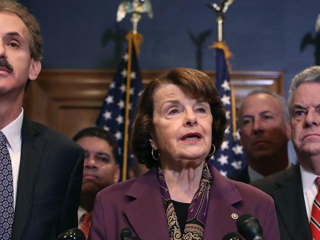 参议员Dianne Feinstein提议法案禁止激素破坏酞酸盐从食品包装