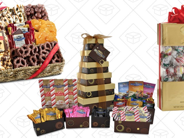 Amazon is Discounting Chocolate and Gift Baskets to Help You Get Gifts for Everyone