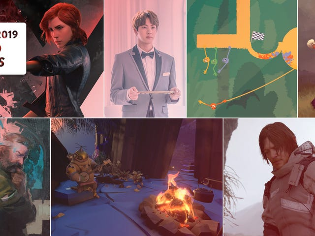 The A.V. Club's favorite games of 2019