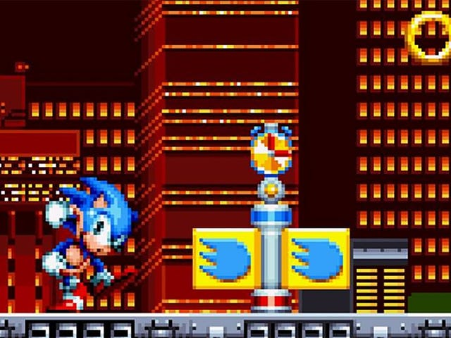 My Seven-Year-Old Son Is Going To Be A Sonic Mania Speedrunner Someday