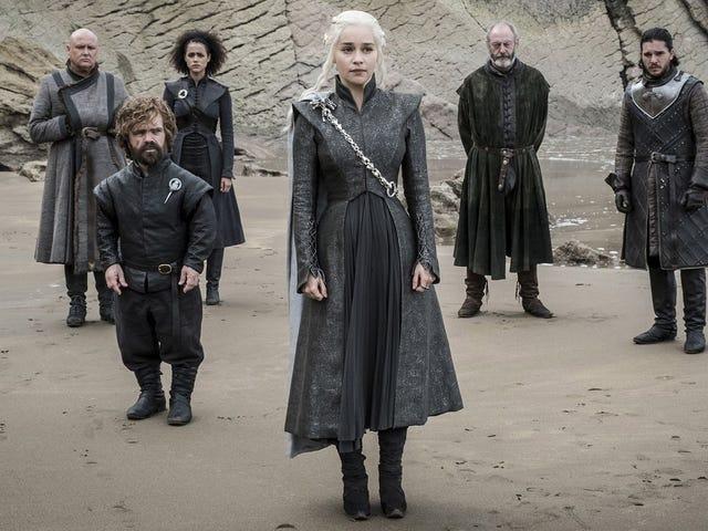 Adiós para siempre: las estrellas de Juego de Tronos se despiden de la serie