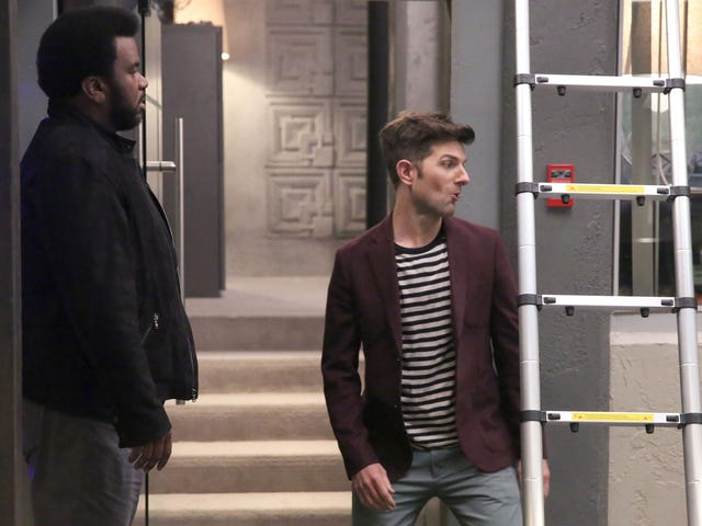 Ghosted tempts fate by taking the focus off Craig Robinson and Adam Scott