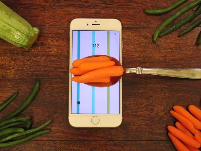 Устойчивый Квадрат Позволяет Вам Взвешивать Вещи с Вашим iPhone 6s (И Играть Слишком)