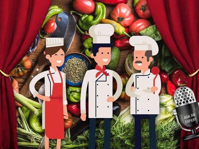 एक विशेषज्ञ से पूछें: सभी अपने शाकाहारी भोजन योजनाओं को अपग्रेड करने के बारे में