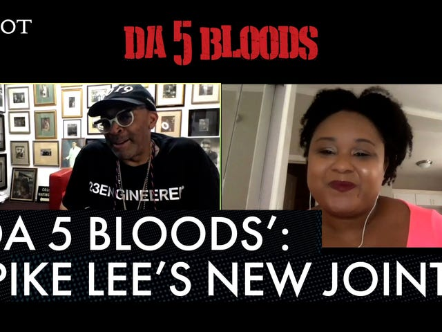 Da 5 Bloods: Spike Lee on Black MAGA Supporters Drinking the 'Orange Kool-Aid' From 'Agent Orange'