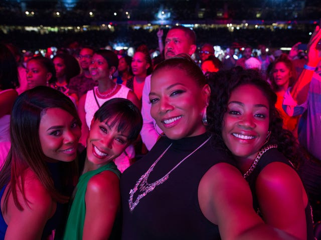 Regina Hall, Jada Pinkett Smith Talk Success of Girls Trip and Sequel Possibilities