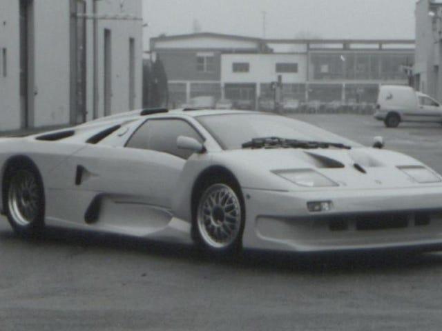 The Lamborghini 132 GT1 Is The Diablo You've Never Heard Of