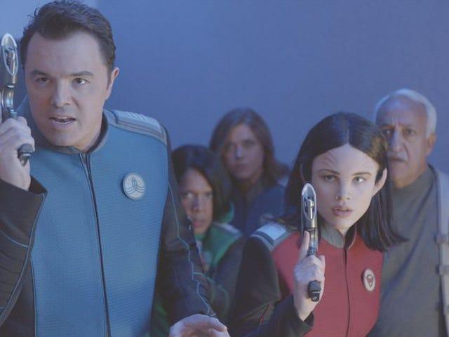 La alineación de otoño de Fox dispara a Seth MacFarlane al espacio, hacha a Scream Queens