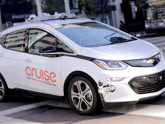 GM Cruise Prepping Launch Of Driverless Car Pilot In San Francisco: Emails