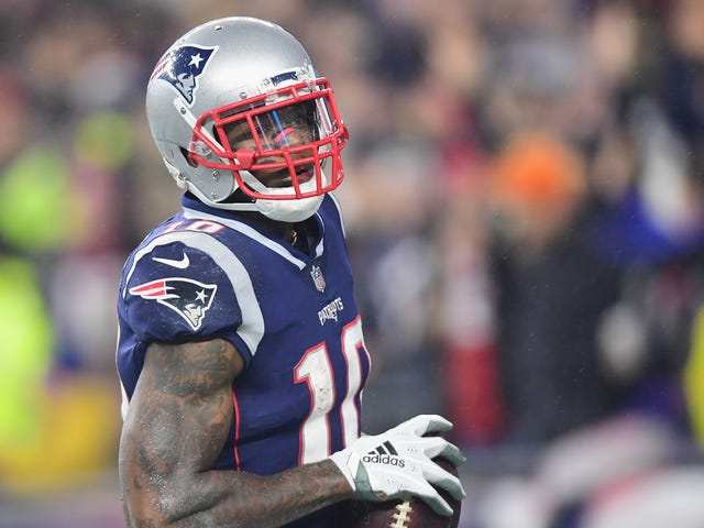 Josh Gordon's Season Is Over, But Only In New England